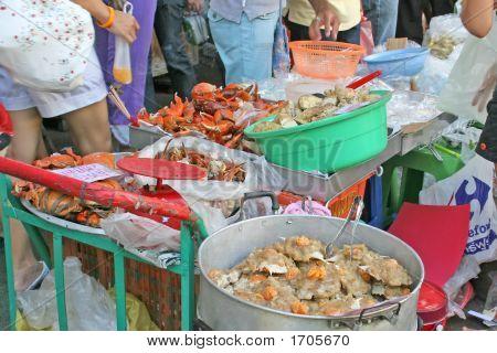Market Street Seller
