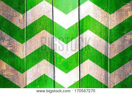 Vintage Westland flag on grunge wooden panel