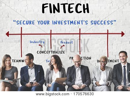 Marketing Startup Plan Fintech