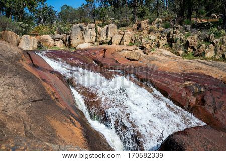 National Park Falls Site At John Forrest National Park