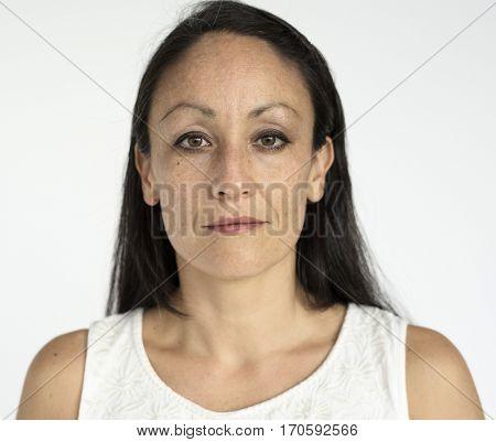 Women Studio Portrait Female Casual