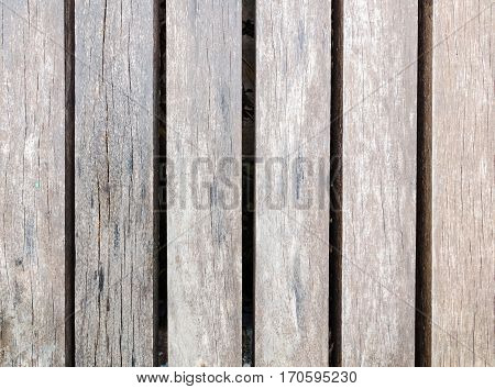 abstract of wood lath for background .