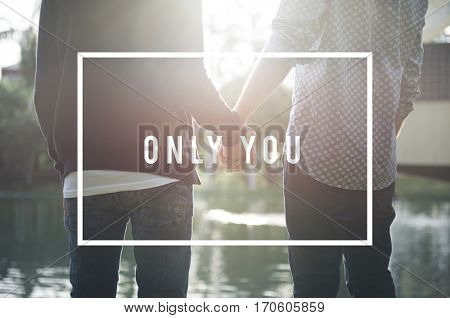 Only You Equality Fascinate Together