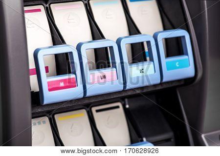 Printer Inks Mechanism