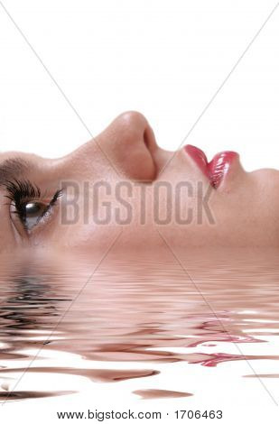 Face In The Water