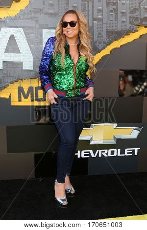 LOS ANGELES - FEB 4:  Mariah Carey at the
