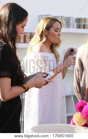 LOS ANGELES - FEB 4:  Lauren Conrad at the Pop Up Store at Grove on February 4, 2017 in Los Angeles, CA