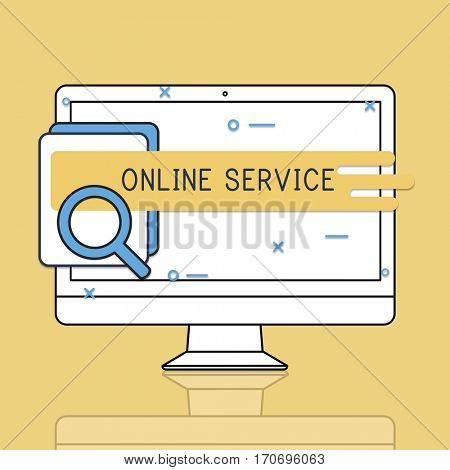 Customer Satisfaction Service Care Online Service