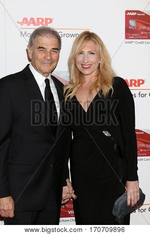 LOS ANGELES - FEB 6:  Robert Forster at the AARP Movies for Grownups Awards at Beverly Wilshire Hotel on February 6, 2017 in Beverly Hills, CA