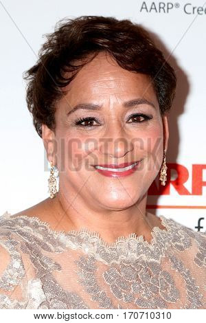 LOS ANGELES - FEB 6:  Joanne Jenkins at the AARP Movies for Grownups Awards at Beverly Wilshire Hotel on February 6, 2017 in Beverly Hills, CA