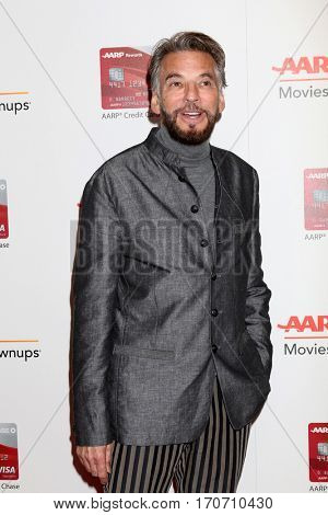 LOS ANGELES - FEB 6:  Kenny Loggins at the AARP Movies for Grownups Awards at Beverly Wilshire Hotel on February 6, 2017 in Beverly Hills, CA