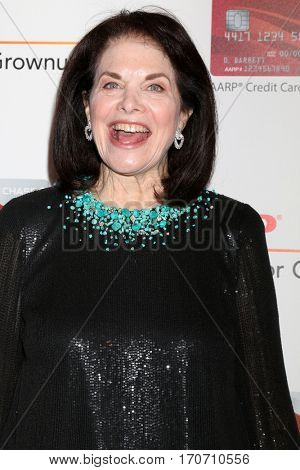 LOS ANGELES - FEB 6:  Sherry Lansing at the AARP Movies for Grownups Awards at Beverly Wilshire Hotel on February 6, 2017 in Beverly Hills, CA