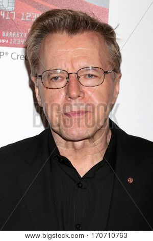 LOS ANGELES - FEB 6:  Nigel Sinclair at the AARP Movies for Grownups Awards at Beverly Wilshire Hotel on February 6, 2017 in Beverly Hills, CA