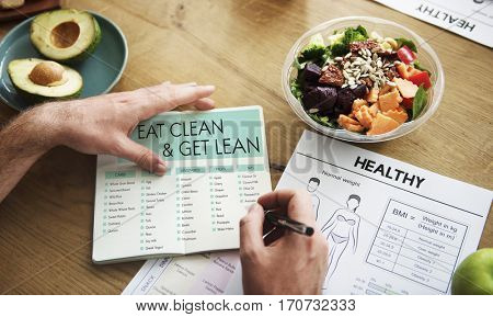 Eat Clean Get Lean Healthy Wellness