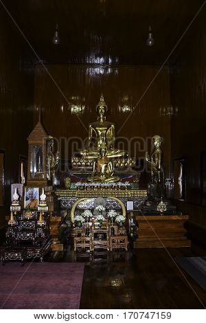 Preparing To New Supreme Patriarch