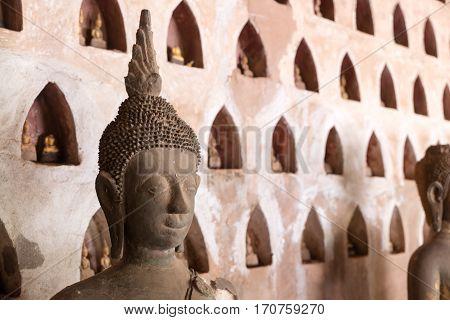 Vat Sisaket, Vientiane