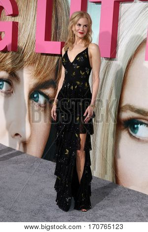 LOS ANGELES - FEB 7:  Nicole Kidman at the
