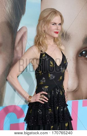 LOS ANGELES - FEB 7:  Nicole Kidman at the