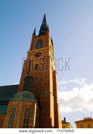 Riddarholms kyrkan, Stockholm, Sweden