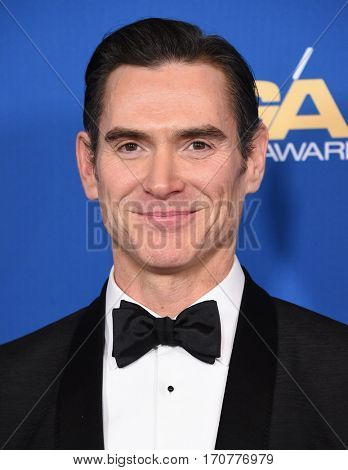 LOS ANGELES - FEB 04:  Billy Crudup arrives for the 69th Annual DGA Awards on February 4, 2017 in Beverly Hills, CA