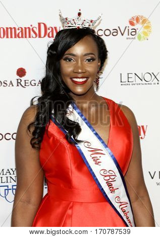 Miss Black Alabama LaQuitta