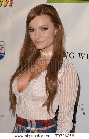 LOS ANGELES - FEB 6:  Caitlin O'Connor at the