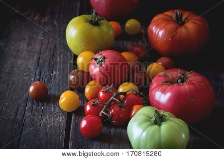 Assortment Of Tomatoes