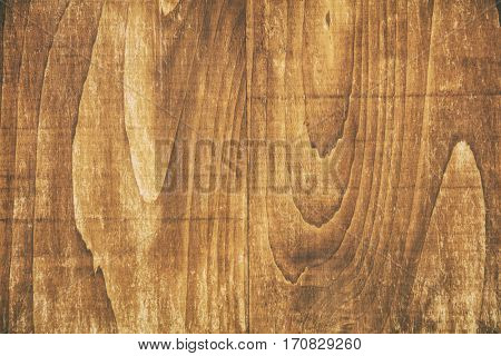 Aged wooden planks background