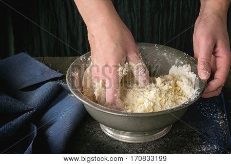 Making Shortcrust Pastry