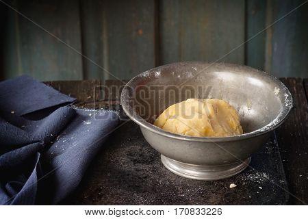Shortcrust Pastry Dough