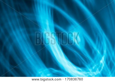 dark blue with light blue colors background
