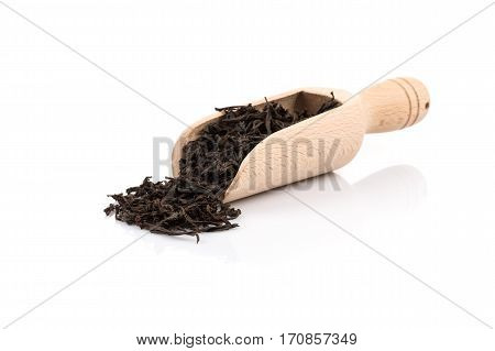 Black Tea In A Scoop
