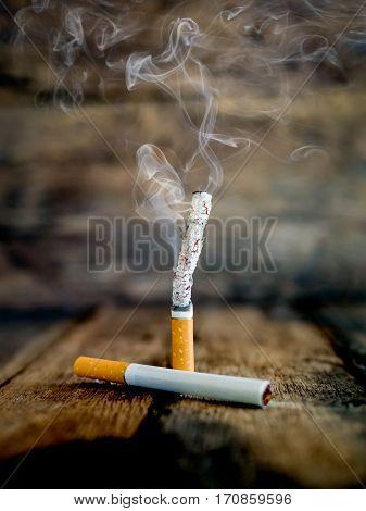 Still Life Cigarette