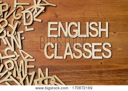 Word English Classes
