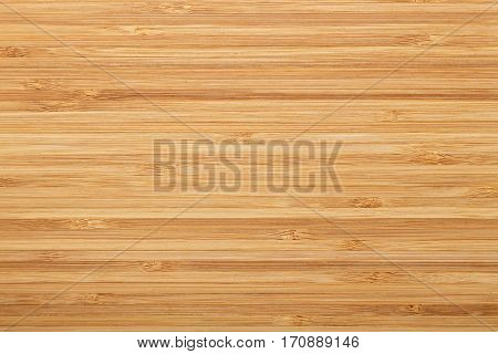bamboo cutting board yellow wood wood texture is clearly visible