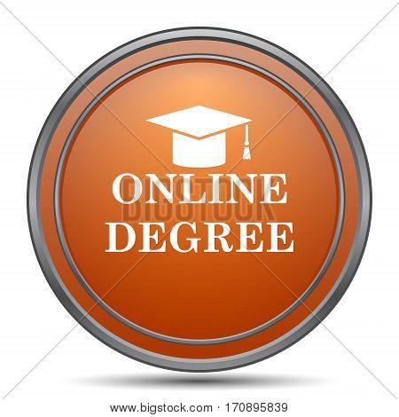 Online Degree Icon