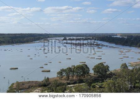 Nildottie, Murray River, South Australia