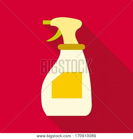 Cleaning spray icon. Flat illustration of Cleaning spray vector icon for web