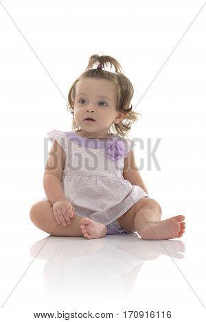 Adorable Innocent Girl