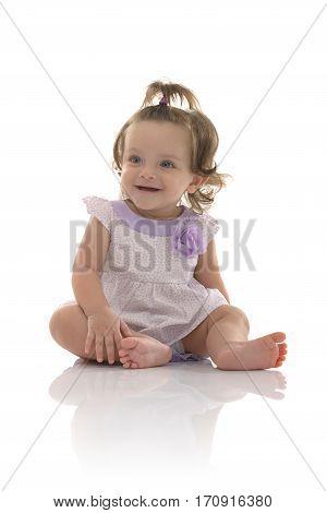 Beautiful Happy Girl