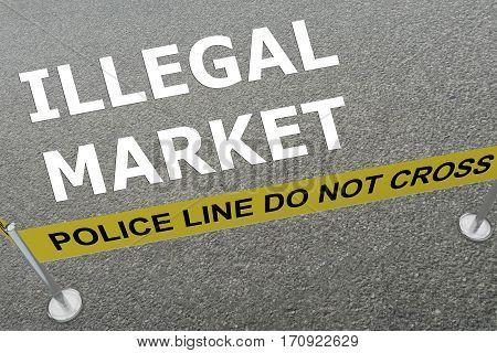 Illegal Market Concept