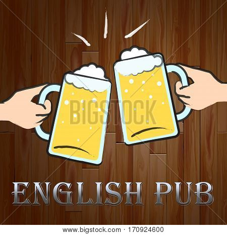 English Pub Meaning English Tavern Or Bar
