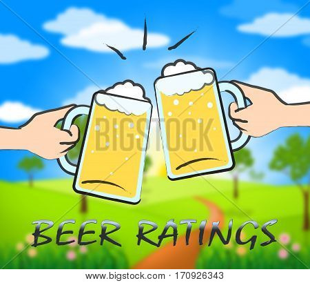 Beer Ratings Showing Ale Reviews And Rankings
