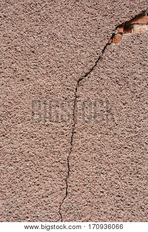 How to Repair Wall Foundation Crack. Fixing Wall Crack.