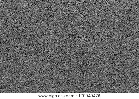 background and abstract texture with spangles of fabric of a grid of gray monotonous color