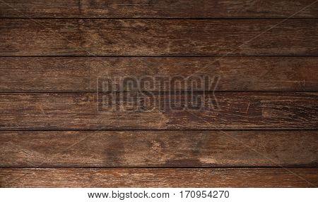 Wood floor texture background, old peeling wood texture