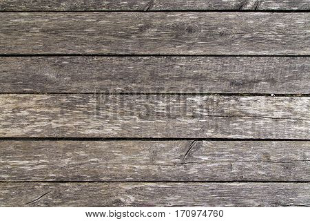 wooden board with slits light gray. horizontal shot