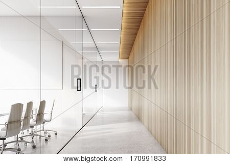 Corridor Of A Firm