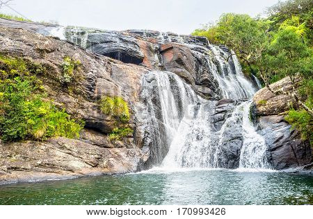 The Baker's Falls