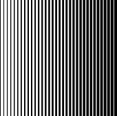 Halftone gradient lines Comic black vertical parallel stripes Fight design Manga or anime speed, vector Black and White Halftone Vertical Stripes Pattern poster
